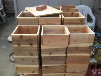 巣箱作り12