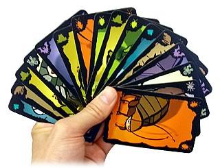 ごきぶりポーカーのカード