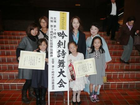 伊藤契麗先生と親達