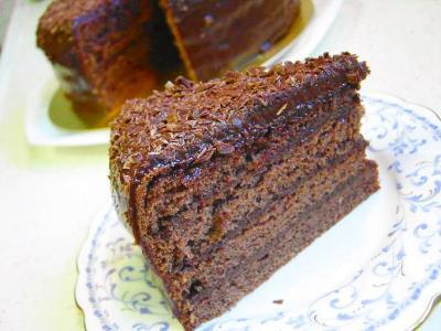 20080112チョコレートケーキ断面