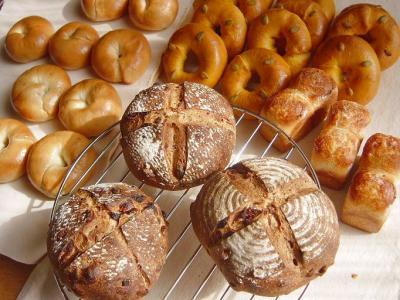 20080130今日作ったパンたち