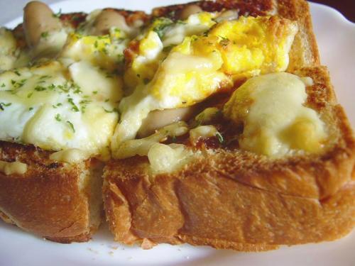 20080613味噌トースト