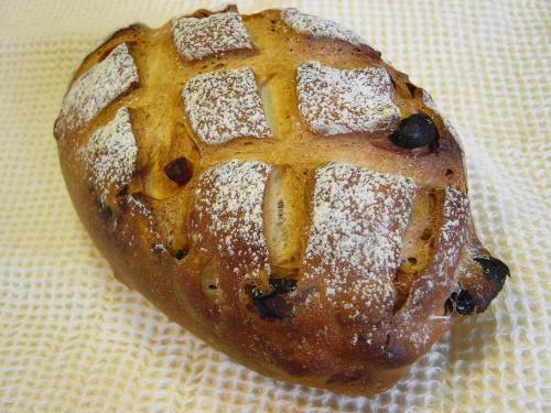 20080711ルーツとくるみのパン1