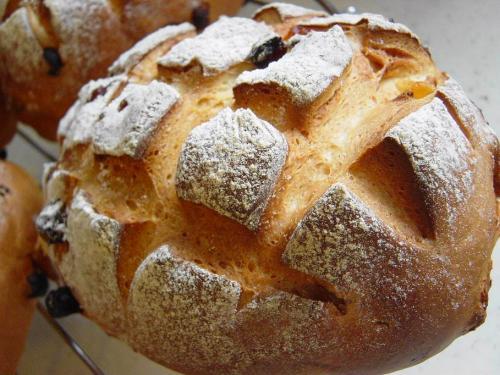 20080719ドライフルーツのパン