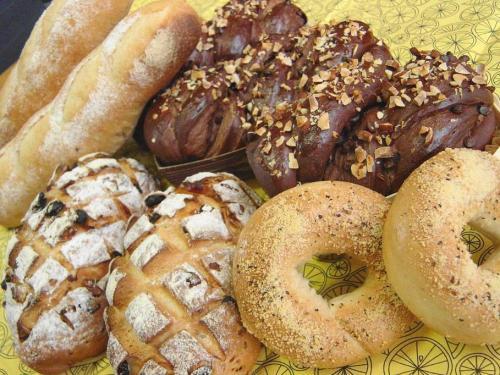 20080719今日作ったパンたち
