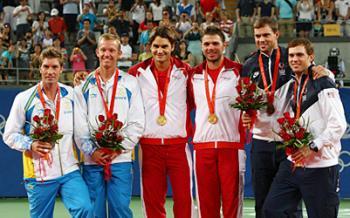 北京オリンピック ダブルス