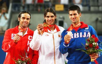 北京オリンピック テニス