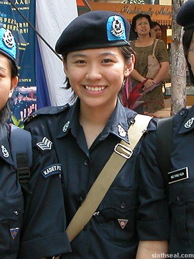 マレーシア軍兵士