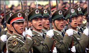 香港 中国人民解放軍
