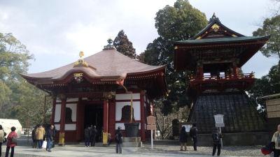 リニューアルした寺