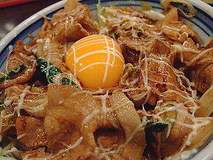 スタマヨ丼