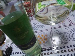 年越しワイン