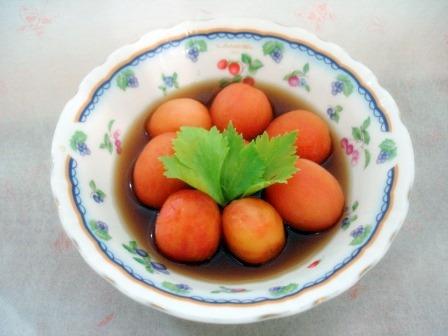 トマトおひたし2