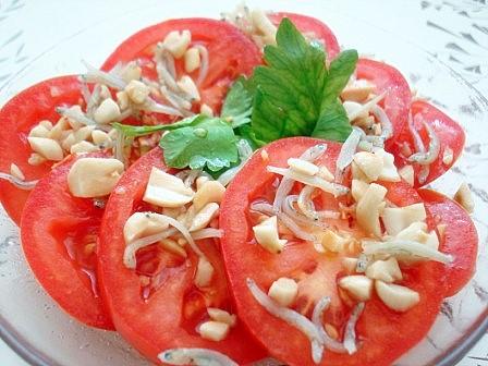 トマトジャコビーサラダ