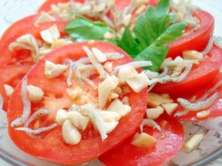 トマトジャコピーサラダ3