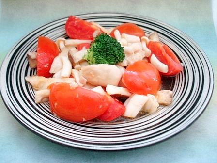 キノコトマト(2)