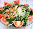 空芯菜サラダ3