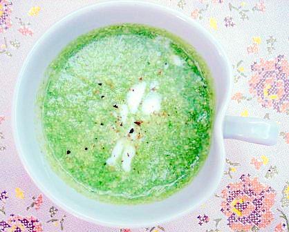 空芯菜スープ2