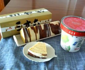 帯広の2大製菓