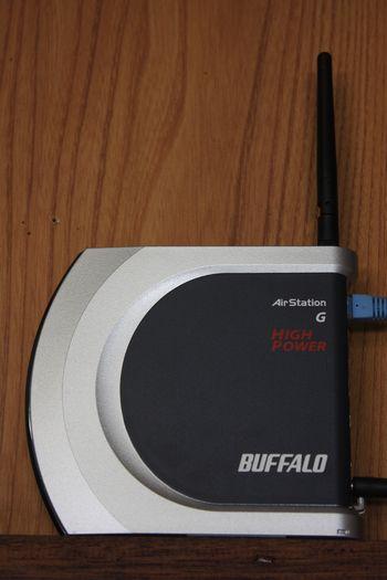 BUFFALO WHR-HP-G54