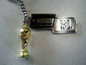 FIFA W杯 キーホルダー