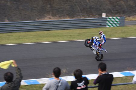 モトGP 日本グランプリ 2010