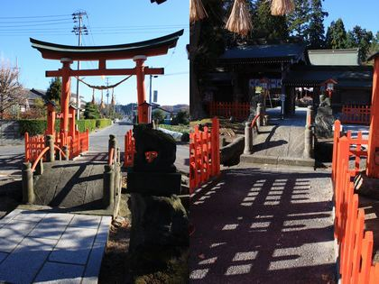 住吉神社 いわき市