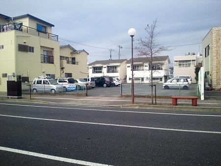 多安房駐車場