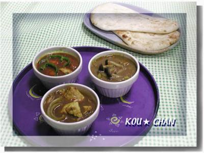 インド風カレー4