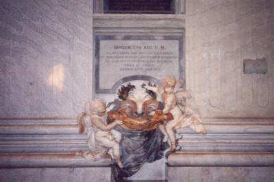 サンピエトロ寺院内部08