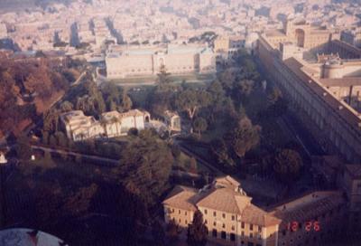 サンピエトロ寺院/クーポラから02
