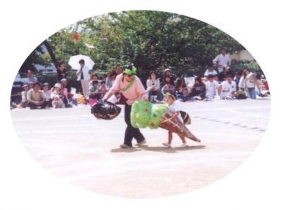 運動会2006-3