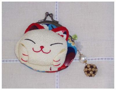 猫のお財布
