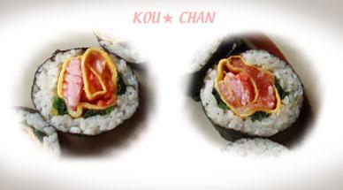 巻き寿司/バラ2