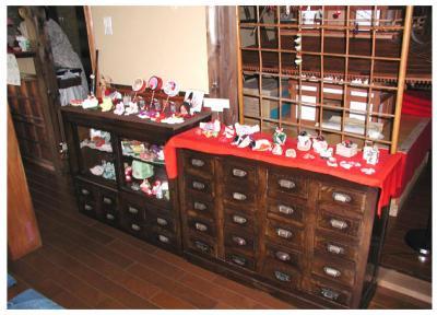 紀伊風土記の丘21-茶店の小物