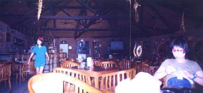 16ウブドゥの食堂