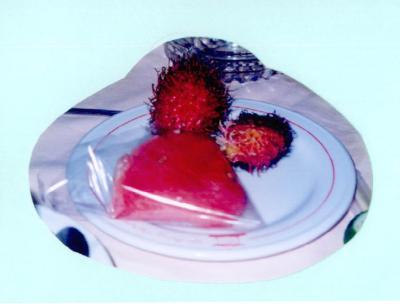 バリ・ディナー・果物