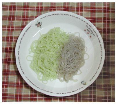 ダイエット冷麺!?