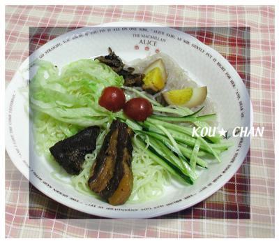 ダイエット冷麺02!?