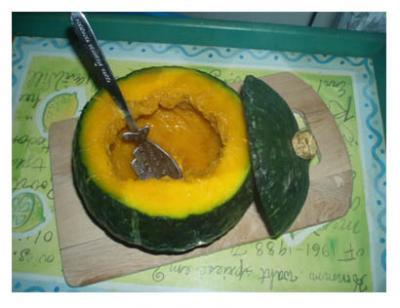 かぼちゃのけんちん煮05