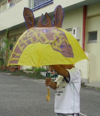 キリンの傘02