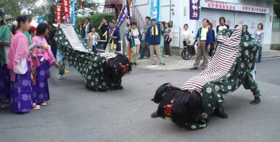 獅子舞2007
