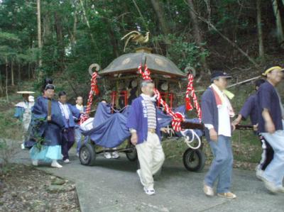 祭り2006-お神輿01