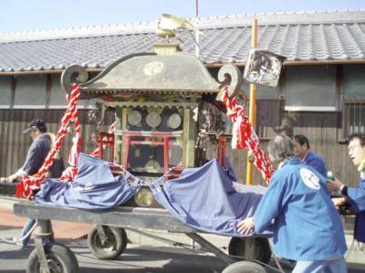 祭り2006-お神輿02