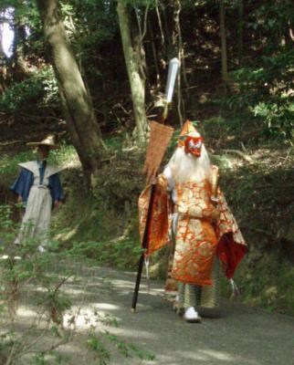 祭り2006-大天狗