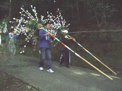 祭り2006-餅花01