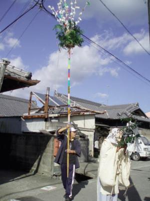 祭り2006-餅花02