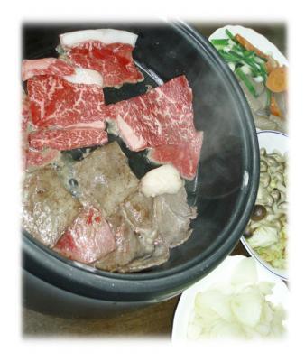 松阪牛の焼肉