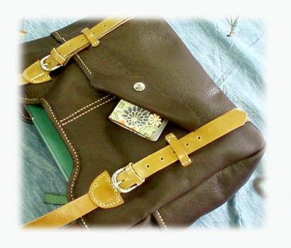 プリモさんの手作りバッグの詳細08