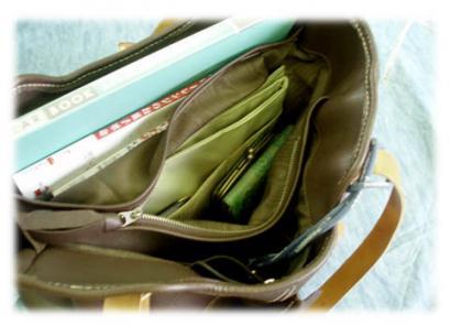 プリモさんの手作りバッグの詳細11